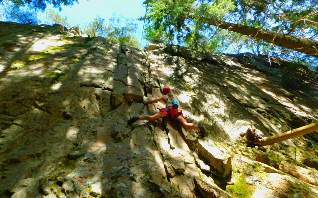 Saturday Climb!